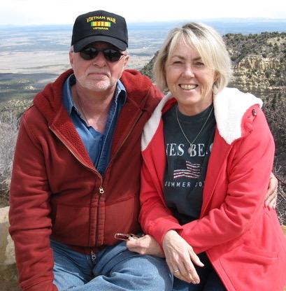 Tom & Maureen Garvey.