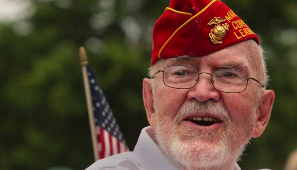 Staff Sergeant Jerry Ingram, U.S. Marine Corps