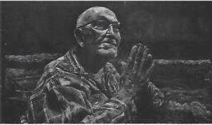 Sketch of Jerry Ingram.