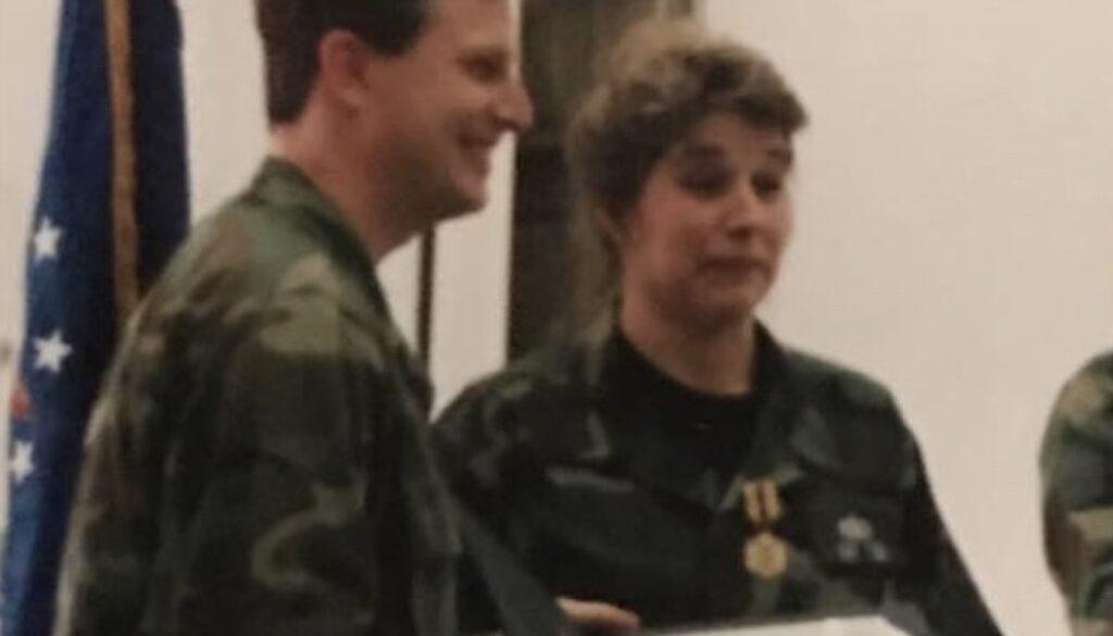 Tech Sergeant Susie Goebel Featured Image