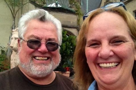 Paul and LaDona Schuler