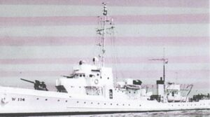Photo of the Coast Guard Cutter Perseus