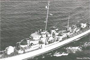 Destroyer Escort Walton (DE 361)