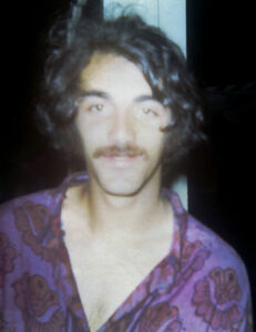 Billy at his low point in 1968
