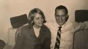 Alan Boyer and his sister Judi in 1967