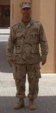 Master Chief Leafer in Bahrain