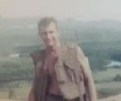 Kenny Esmond in Flak Jacket - Featured Image