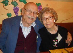 Howard and Dorothy Berger