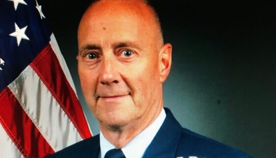 Command Chief Master Sergeant David Himmer