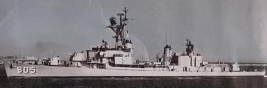 USS Chevalier (DD 805)