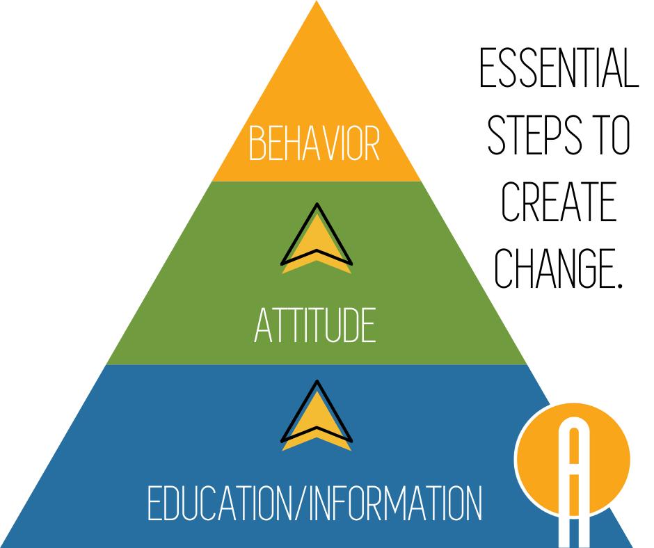 Digital Citizenship Education Pyramid