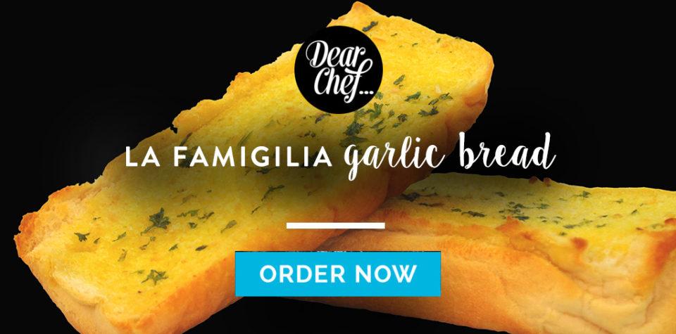 La Familigia Garlic Bread