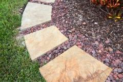 Oklahoma stepping stones