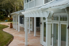 2000 sq. ft. patio