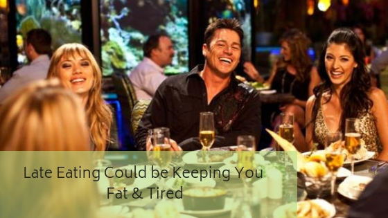 Liz Bull - Late eating could be keeping you fat and tired