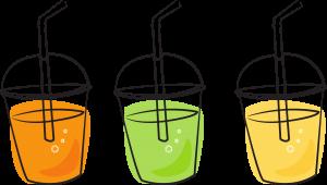 pure fruit juice