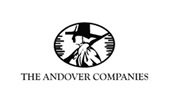 Logo for Andover Companies.