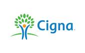 Logo for Cigna.