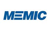 Logo for MEMIC.