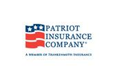 Logo for Patriot Insurance Company.