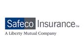 Logo for Safeco Insurance.