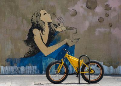 downtown la street art