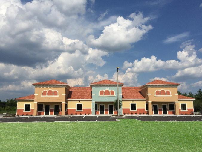 Photo: Winter Garden medical building