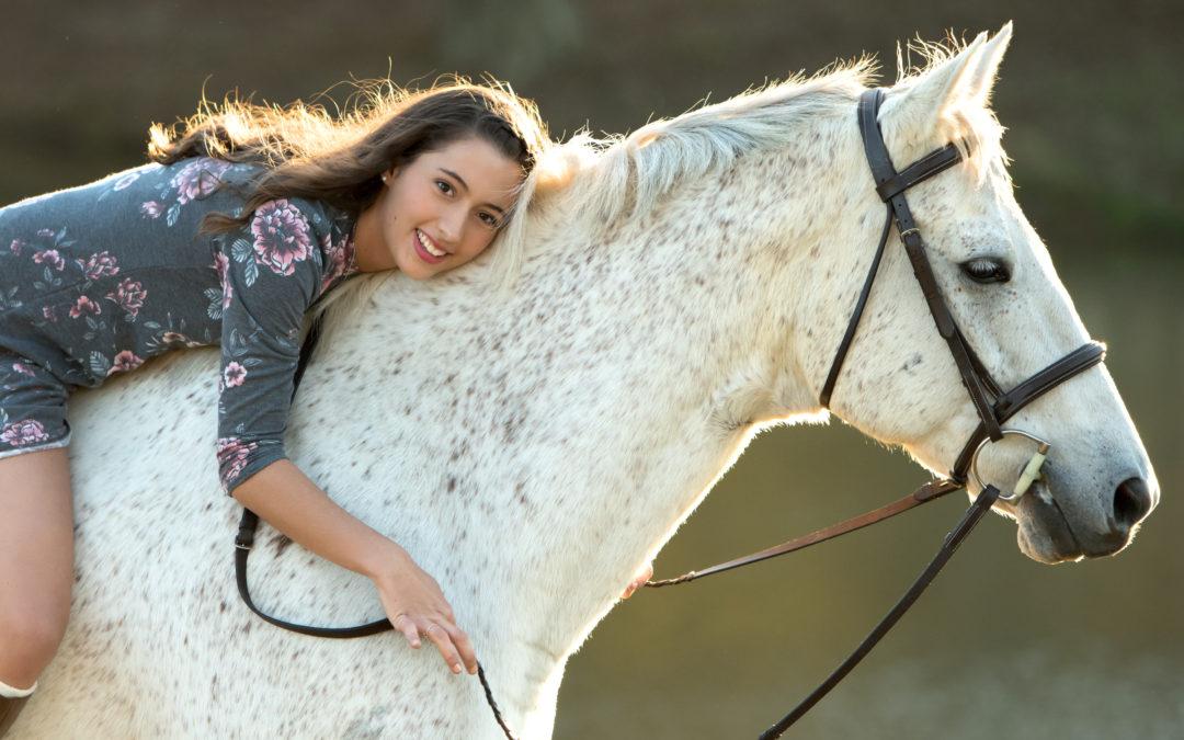 Equestrian High School Senior Photos, Williamsburg, VA
