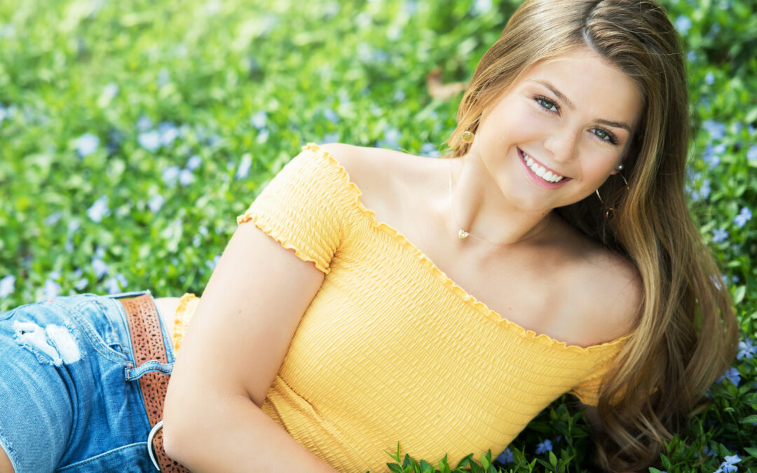 Best Makeup For Your Senior Session