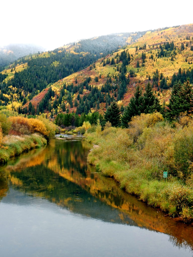 Aspen, Colorado (Fall 2016)