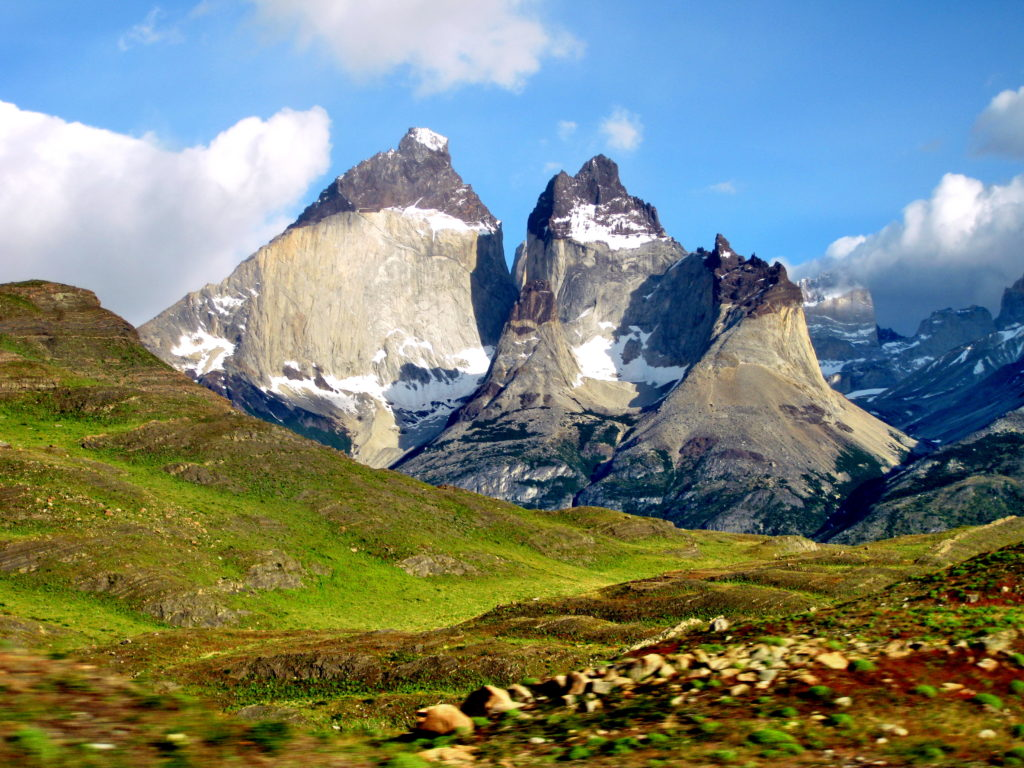 A Rave New World (Torres del Paine)