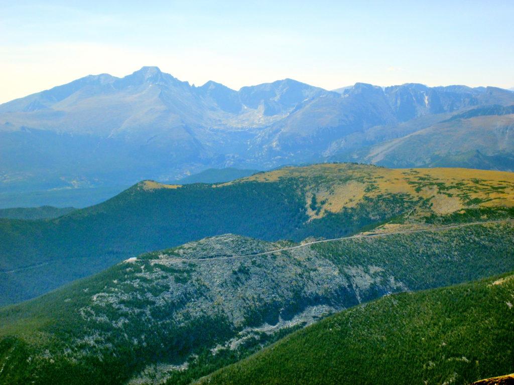 Ypsilon Mountain (13,514′)