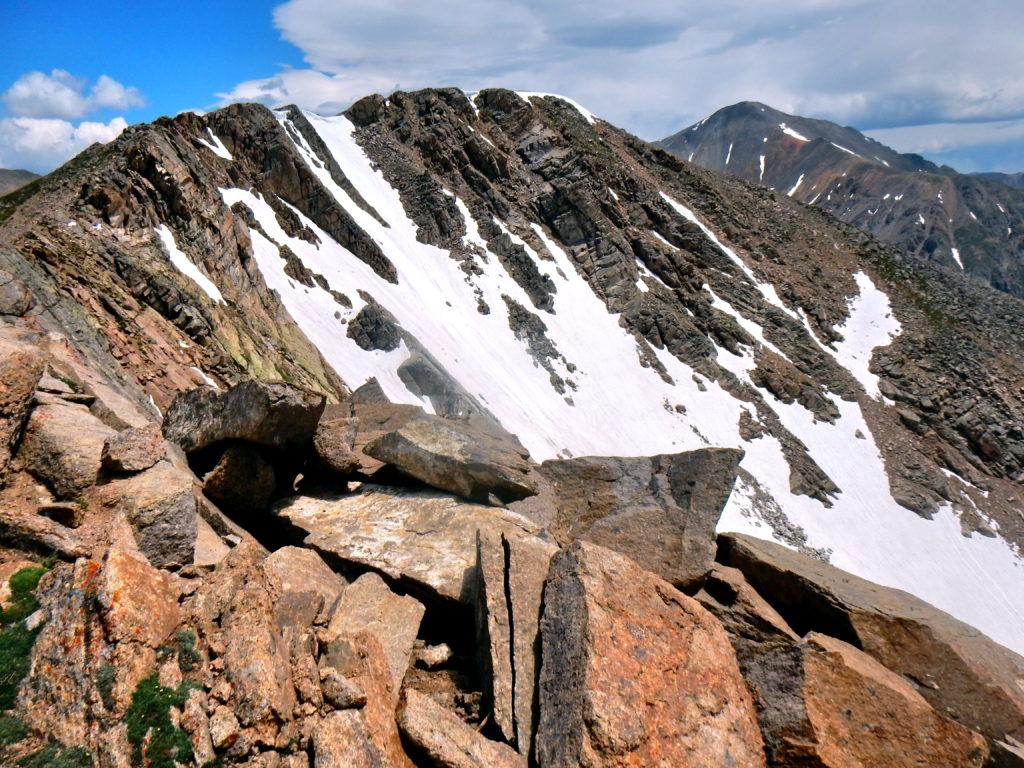 Lenawee Mountain (13,204′)