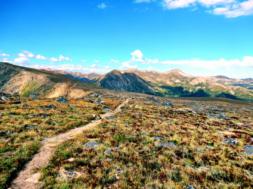 Stanley Mountain (12,521′)
