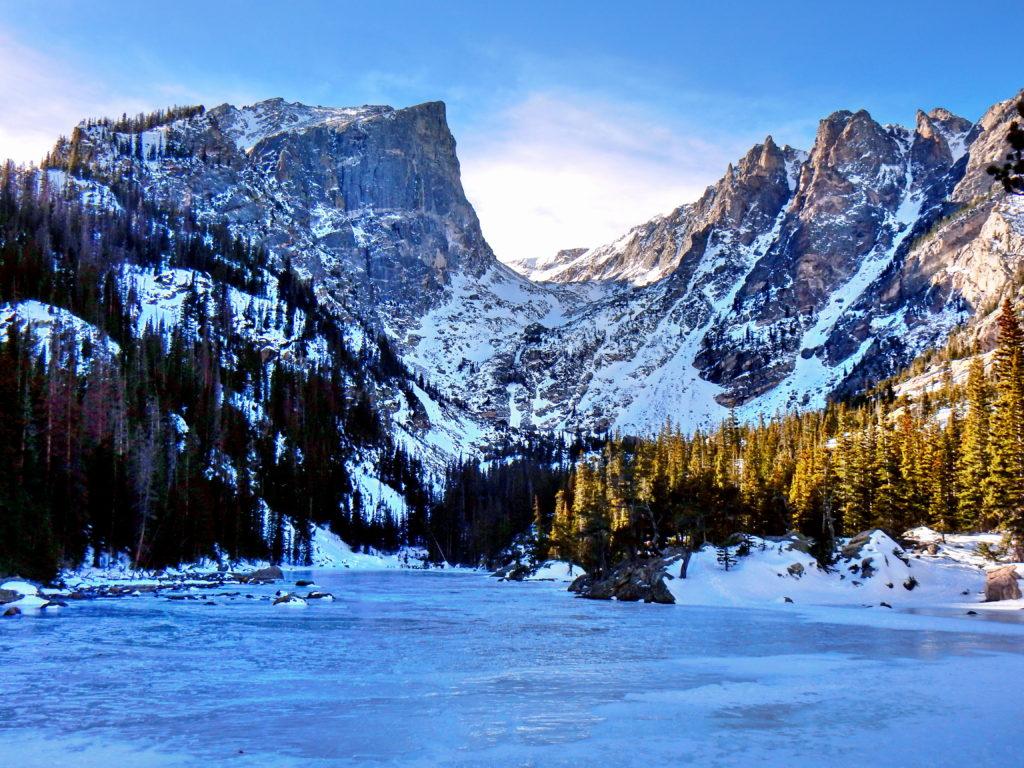 RMNP: Bear Lake Trail Lakes