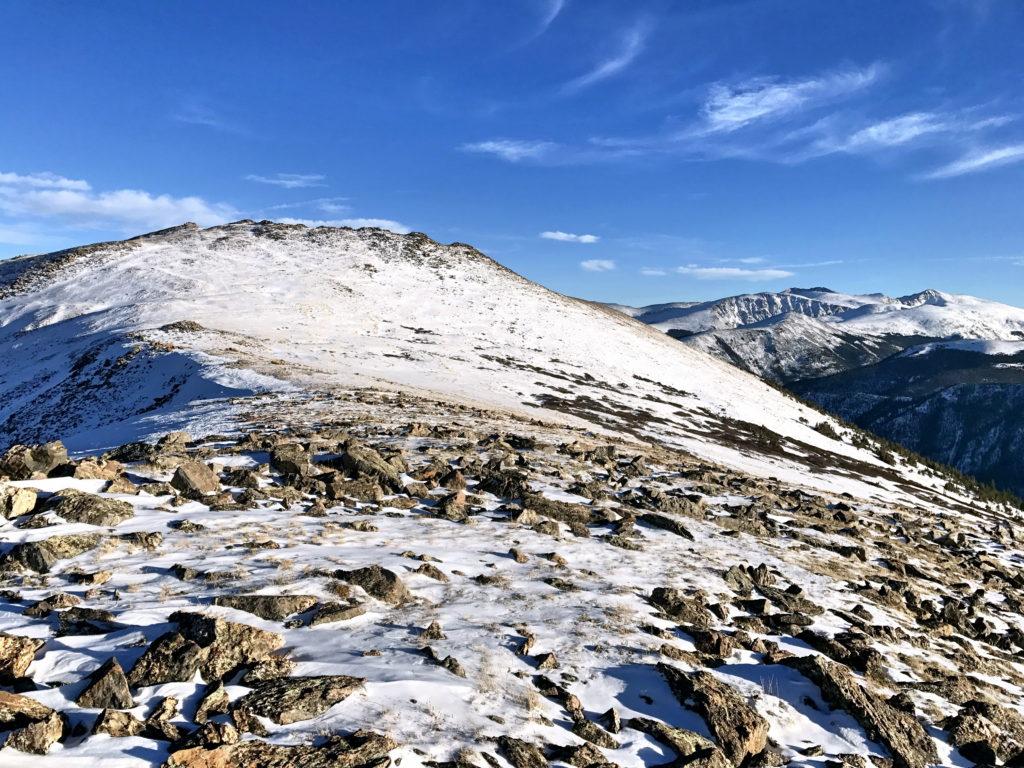 Republican Mountain (12,386′)