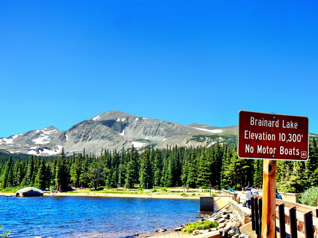 Mt. Audubon (13,229′)