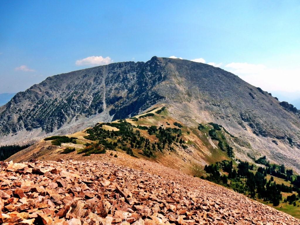 Buffalo Mountain (12,777′)
