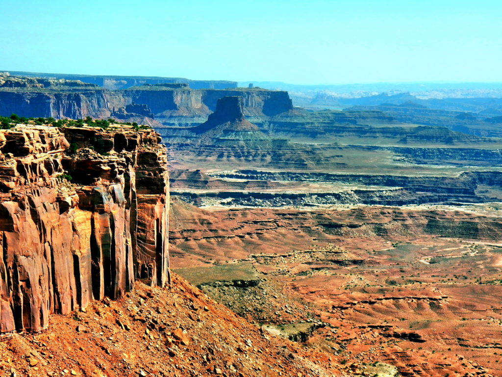 Island in the Sky Overview- Canyonlands N.P.