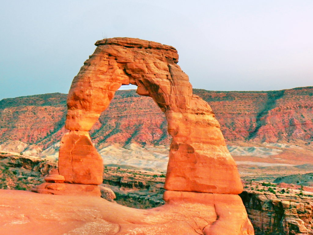 Delicate Arch- Arches N.P.