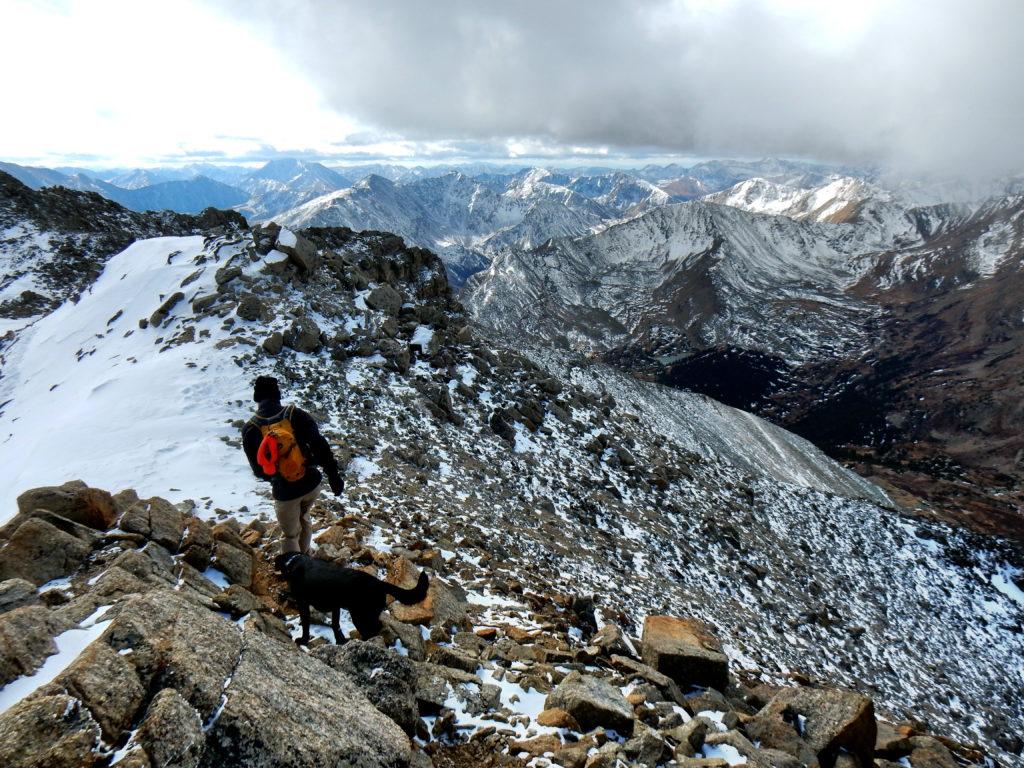 Mt. Massive (14,421′)