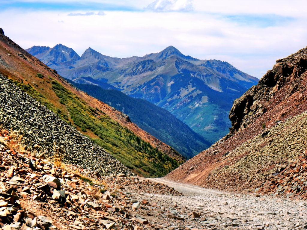 Ophir Pass (11,789′)