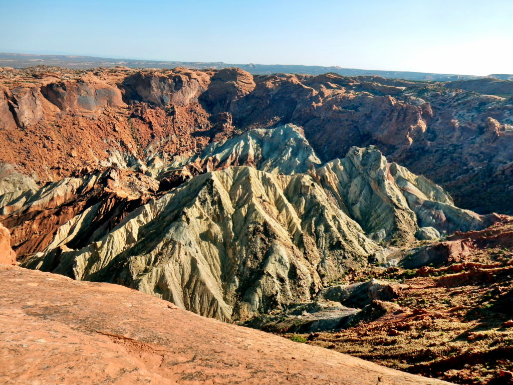 Upheaval Dome- Canyonlands N.P.