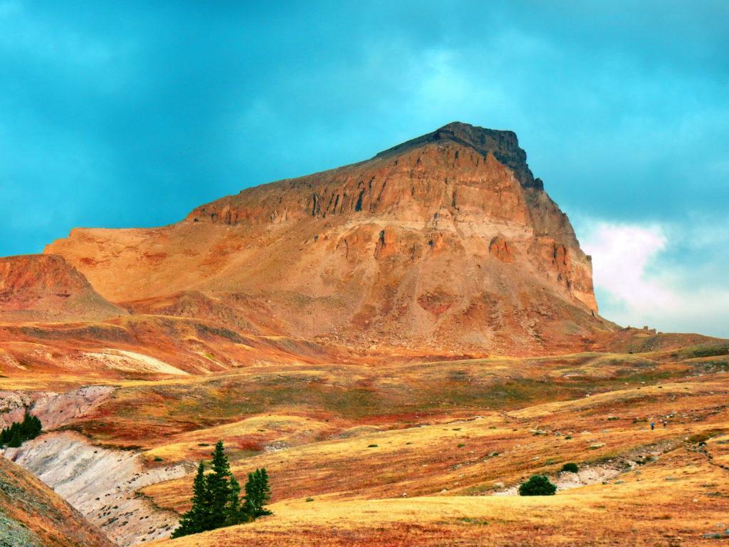 Uncompahgre Peak (14,309′)