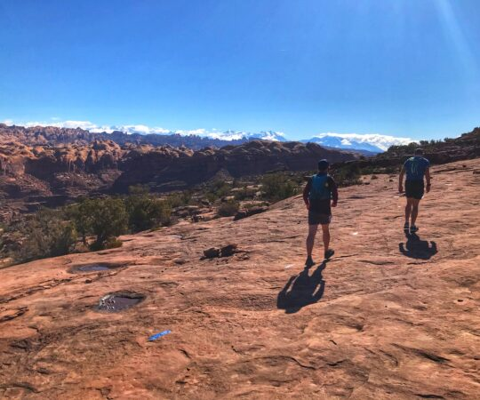 Behind the Rocks 50 Mile