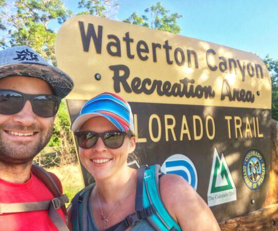Colorado Trail- Segment #1