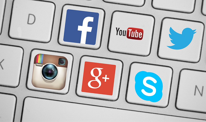 Essential steps before creating your account on social media