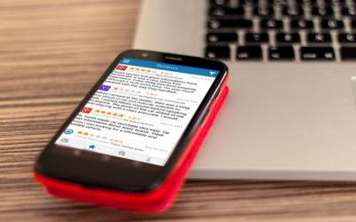 Enterprises' online reputation: bad practices to avoid