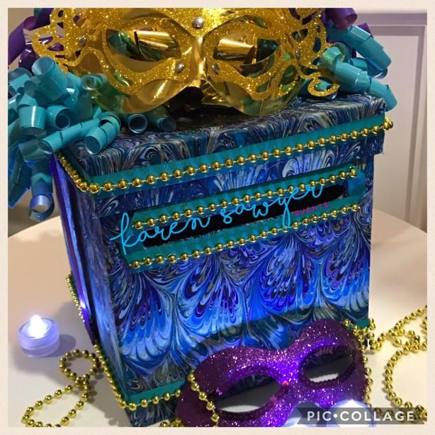 Custom Card Box
