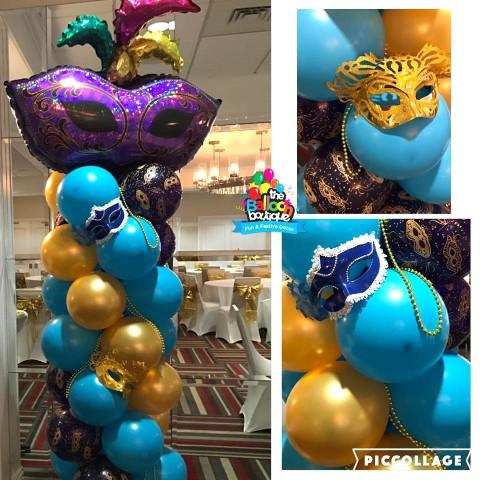 Themed Balloon Decor